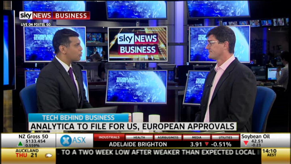 Sky Business Interview